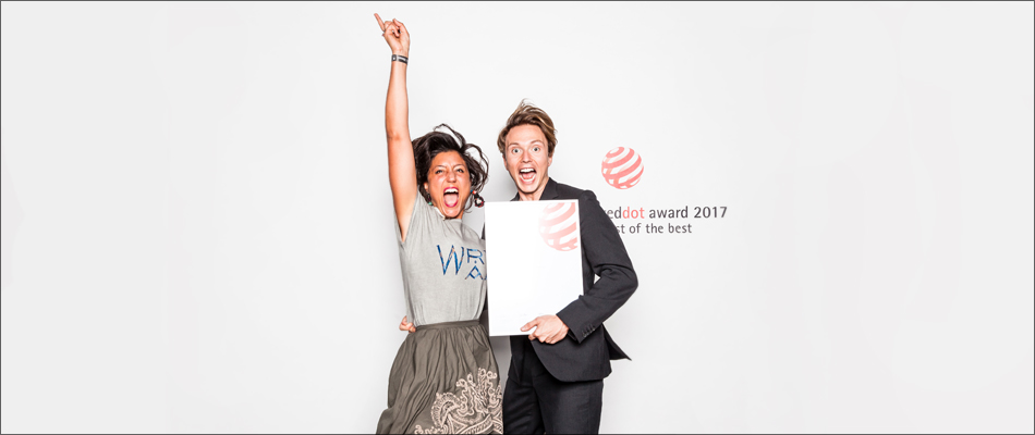 Red Dot Award Product Design 2018 Design Competitions Studio Civitare