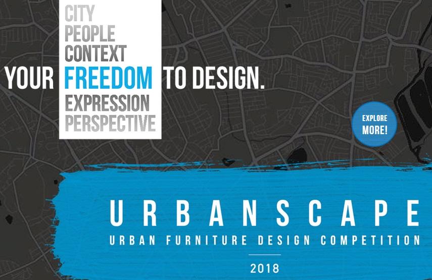 Competition URBANSCAPE : Urban Furniture Design ...