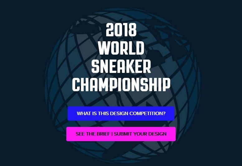 8498cd1e8b6 2018 World Sneaker Championship FREE DESIGN COMPETITIONS - Studio ...